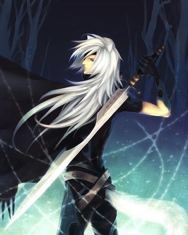 最强的我,握着最强的剑