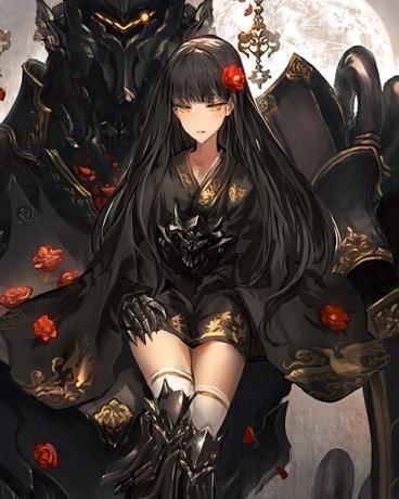 身为秦始皇的她身为武则天的我