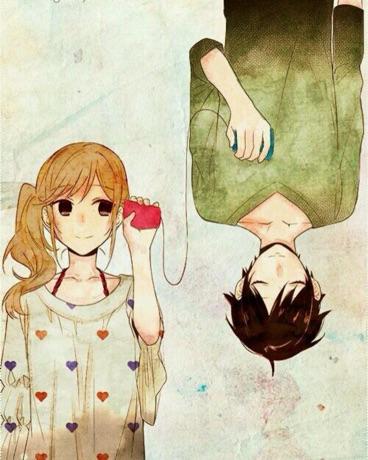 心与茶花的少女