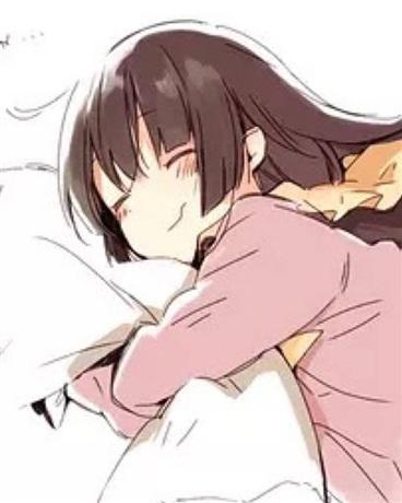 沉迷睡觉的我不能学习