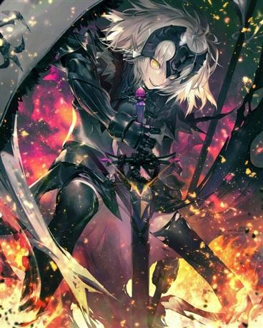 虚灵异能者的漆黑魔剑