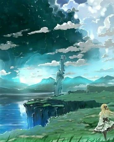 异世界寻找失落神权的冒险者