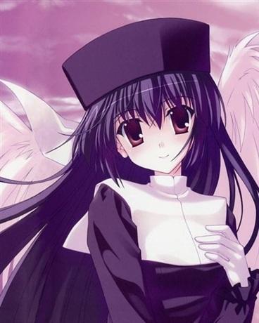 半翼的天使