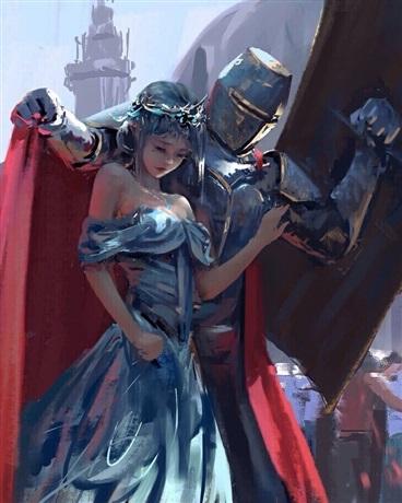 帝国皇帝是少女