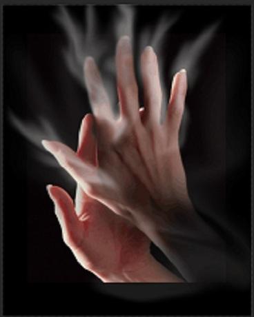 与永别之人的握手