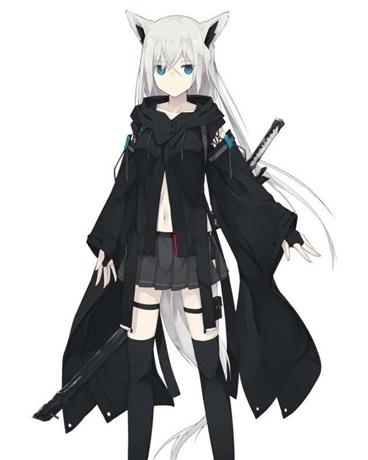 魔导少女的暗剑之舞