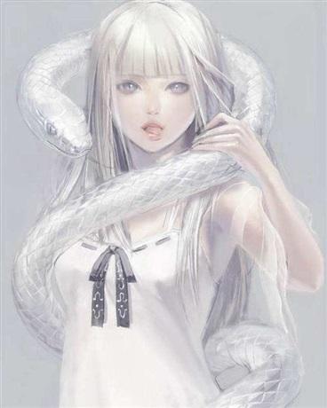 我控制了千年女妖的身体