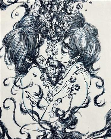 双生花的赞诗