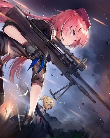 指挥官的少女前线