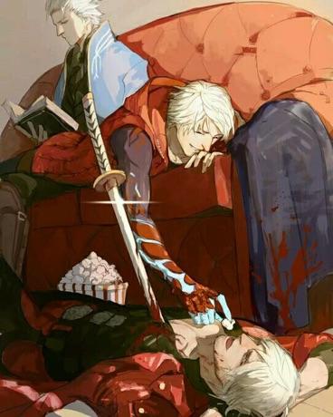 鬼泣5血脉之根