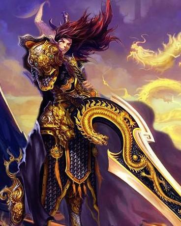 上古传说之龙帝崛起