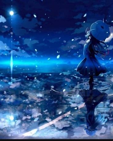 孤独的星空