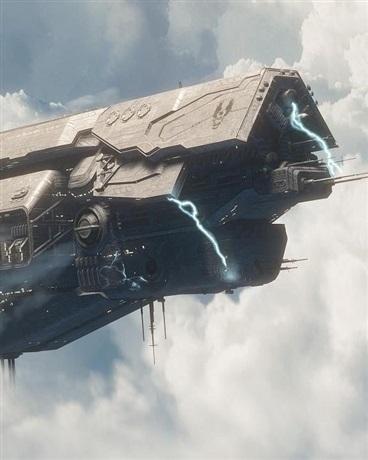 开着星舰征服泰拉大陆