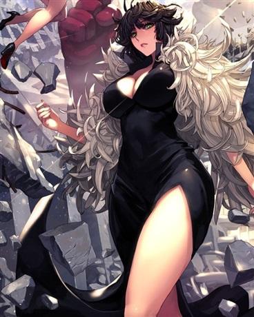 天狐老祖与英雄少女们