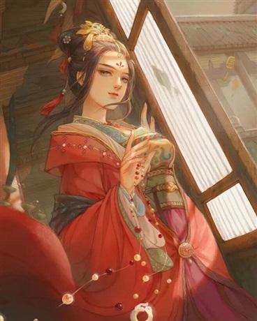 锦衣公主一笑倾城