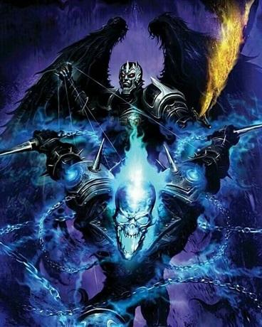 假如恶灵骑士来到异界