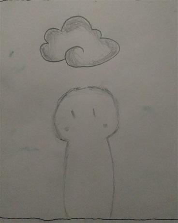 牧羊人与羊毛云