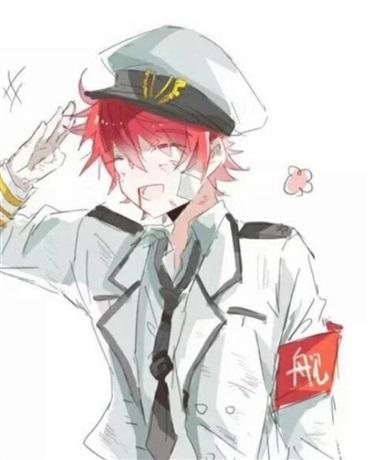我只是个普通舰长