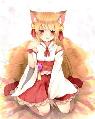 今天也是一只屑狐狸呢