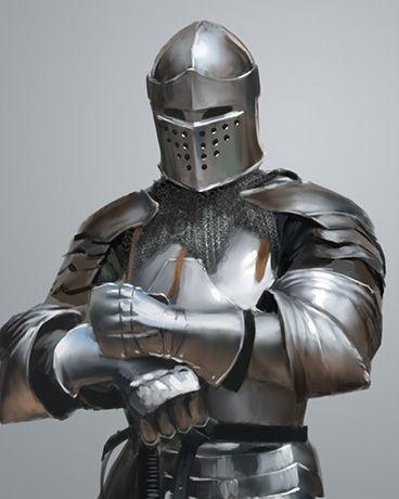 诸神眷顾的骑士
