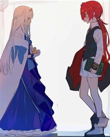转生公主又被公主娶走了