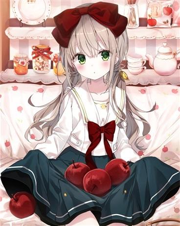 柑橘恋爱小绿茶