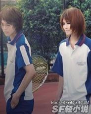 旋转吧,网球重写版