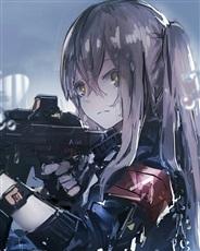 枪与少女的交织
