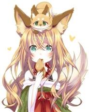 拒绝青梅竹马的我选择狐妖女仆