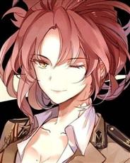 无比治愈的法芙娜微笑