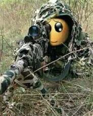 拿著awp狙擊槍成為了武林殺手