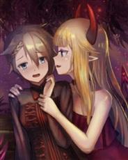 黄昏森林的魔女