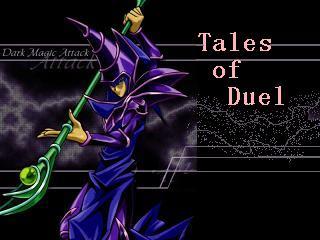 Tales of duel 游戏王决斗传说