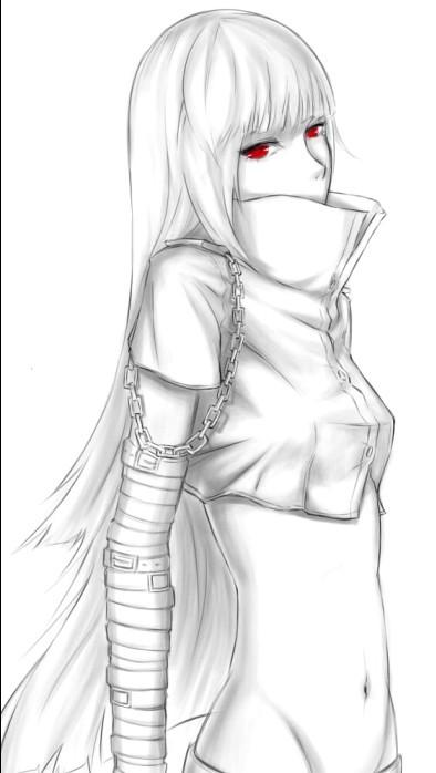 女皇手绘简笔画
