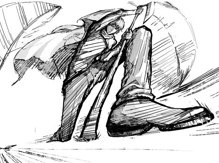 素描仙鹤的画法步骤